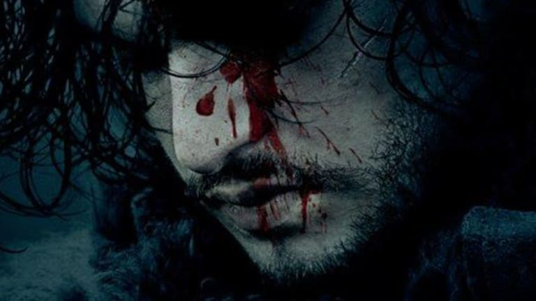 Did HBO Just Tease That Jon Snow Is Alive in This Awesome 'Game of Thrones' Promotion?