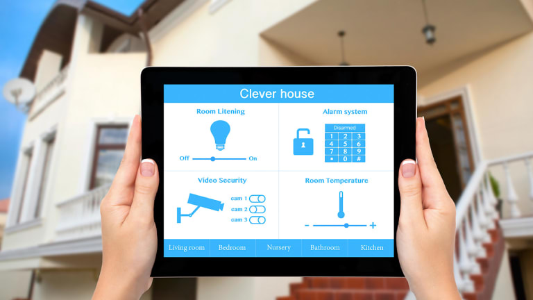 Android Founder Andy Rubin Unveils Smart Home Device