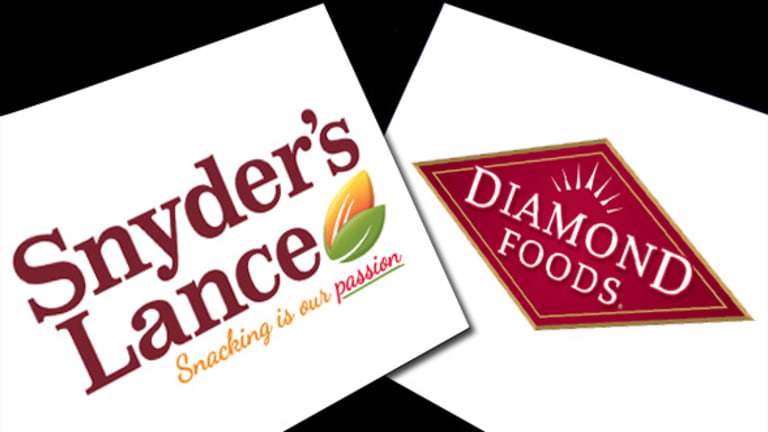 Is Snyder's-Lance's Bid for Diamond Foods Too Sweet?