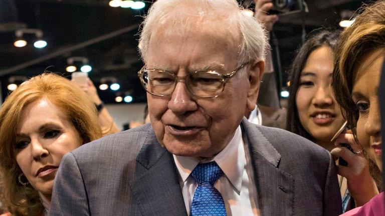 Warren Buffett's Investments Yield Profit Gains Despite Rail, Insurance Drops