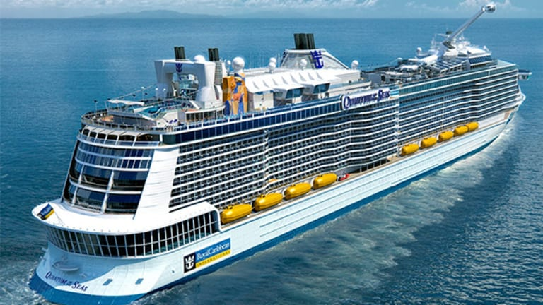 Is Royal Caribbean Cruising Higher?