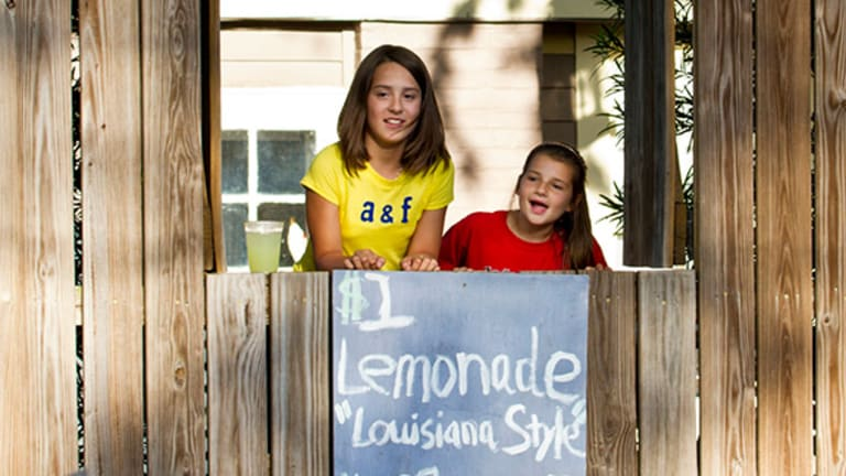 'Be Great' Author Aims to Set Girls on the Entrepreneurial Path Early