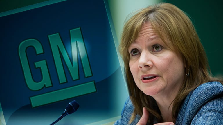 GM Stock Suffers More Blows; Jim Cramer Calls It 'Painful'