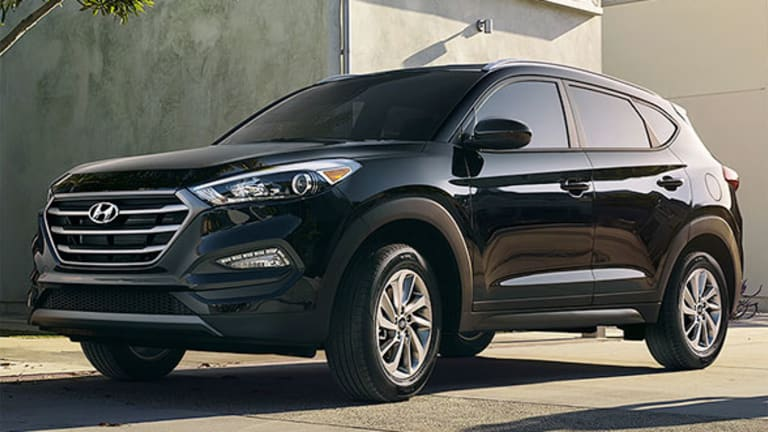 10 Suvs With The Best Fuel Economy Thestreet