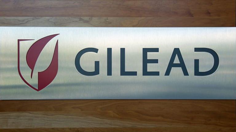 Gilead Sciences Breaks Out
