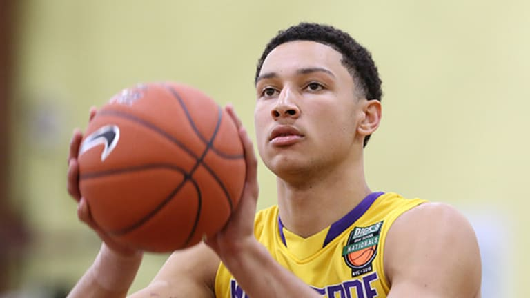 November College Basketball Tournaments Highlighted by Last Year's Final Four, LSU's Ben Simmons