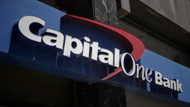 Why Capital One Financial (COF) Stock is Gaining Today