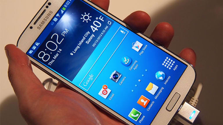 5 Chip Stocks Likely to Benefit From New Samsung Galaxy S6