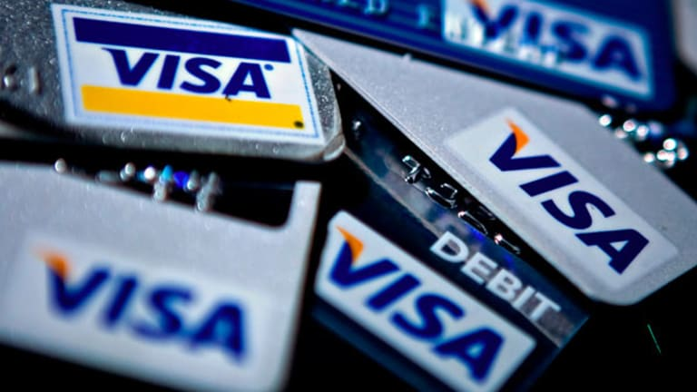 Visa, Delta, VF Corp. Lead the Way in Spending, Flying and Staying Warm