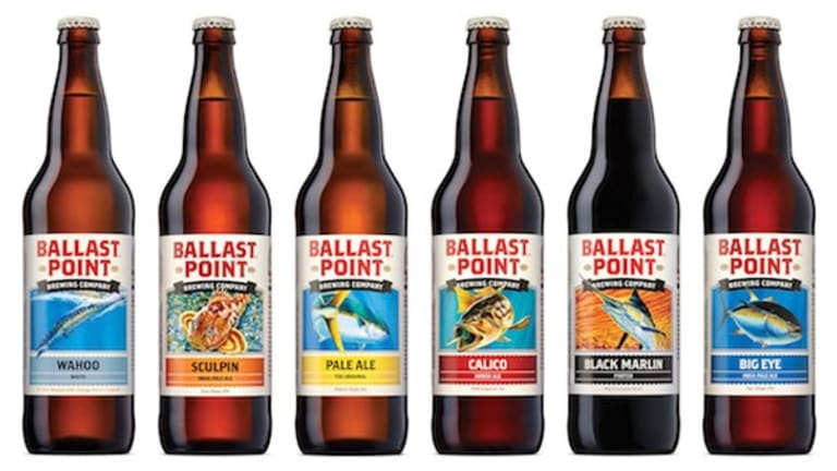 Constellation Brands Takes on Ballast, Buys Craft Brewer for $1B