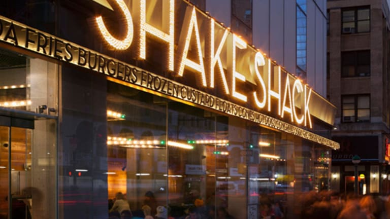 Here's What's So Delicious About the Coming Shake Shack IPO
