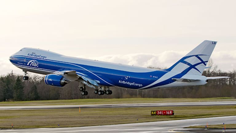 Boeing's 747-8 Reaches 100 Deliveries as Sales Wind Down
