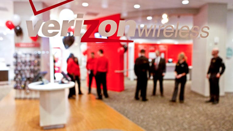 Verizon (VZ) Stock is the 'Chart of the Day'