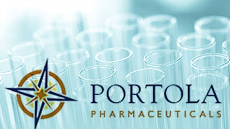 Here's Why Portola Pharmaceuticals (PTLA) Stock is Falling Today