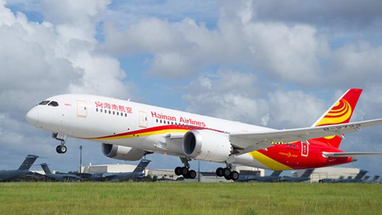 Boston and San Jose Get China Routes, Thanks to Boeing 787