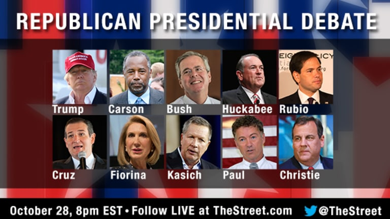 Here's Where Each GOP Candidate Stands on Free Trade and the TPP