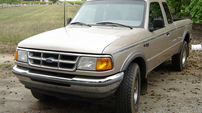 Could Ford Be Mulling a U.S. Return of the Ranger Pickup?