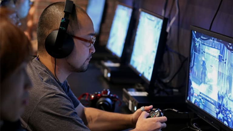 Video-Gaming ETF on a Roll With No Signs of Booting Down