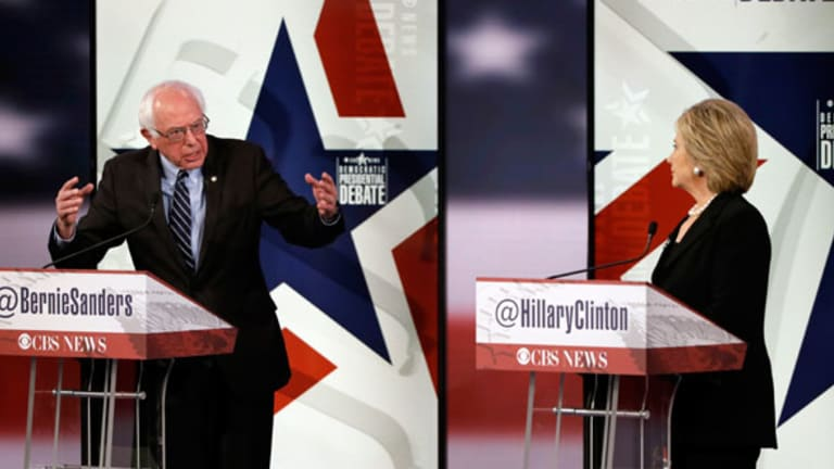 What Bernie Sanders Thinks Wall Street Can Expect If Hillary Clinton Is President