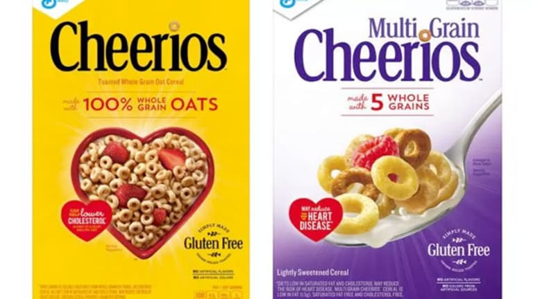 General Mills CEO Trumpets Resurgent Sales of Cereal