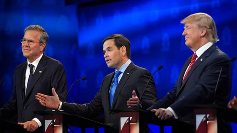 Rubio Deftly Counters Trump by Bashing Media at #GOPDebate