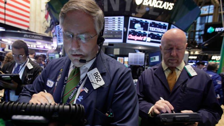 Stocks Close Quarter With Rocky Session