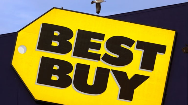 Best Buy: A Cynical March to a Buyout