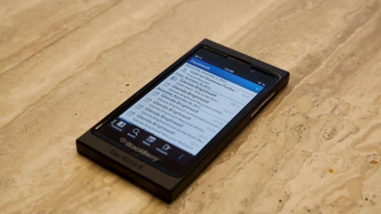 RIM BlackBerry 10: Initial Impressions Positive
