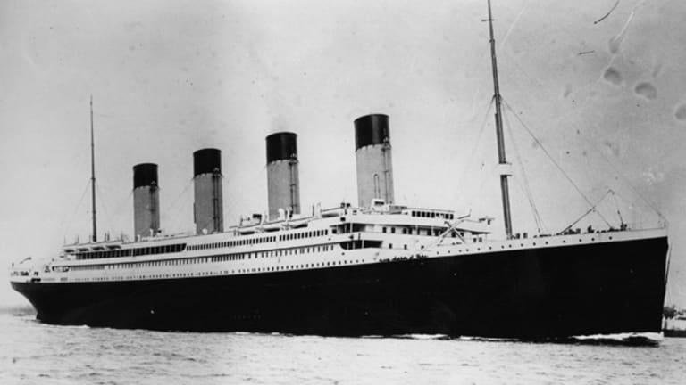 Titanic Treasures Keep Value Locked In