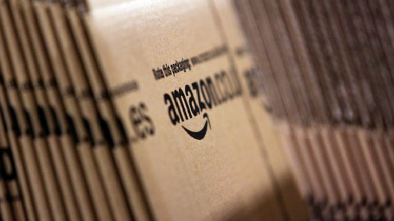 Amazon's Amazing Stock Levitation Trick