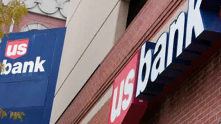 U.S. Bancorp Hits Record Profit (Update 1)