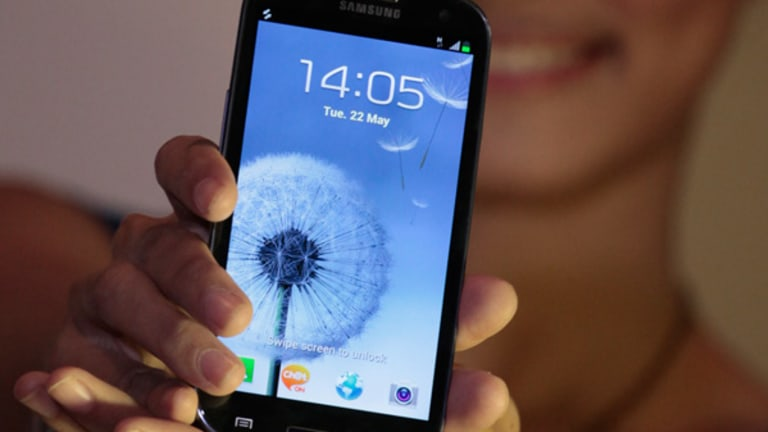 Samsung Phones Jump to 'Jelly Bean'