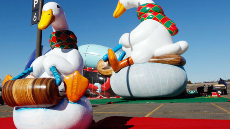 5 Most Ill-Fated Corporate Thanksgiving Parade Balloons