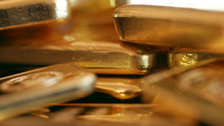 Gold Prices Rise Above the Fiscal Cliff (Update 1)