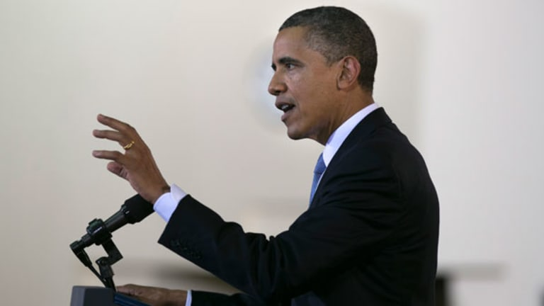 Obama's Campaign Stays Active on Fiscal Cliff