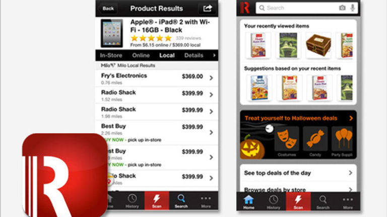Top 5 Holiday Shopping Apps