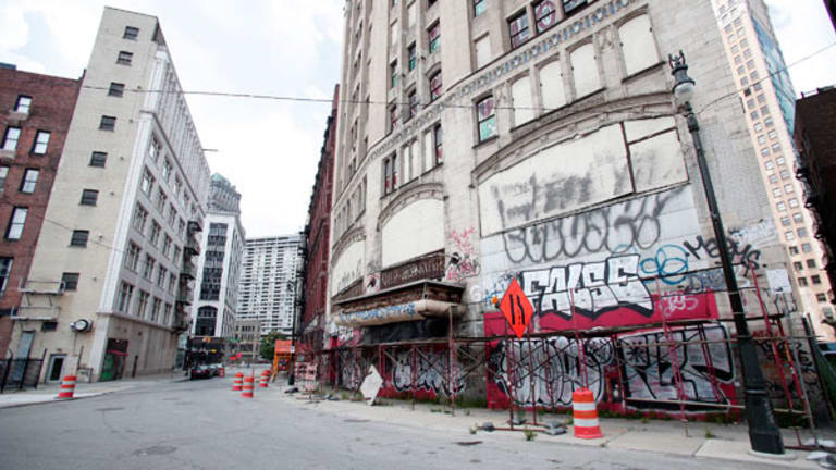 Detroit Bankruptcy Is Sad, Not Pathetic