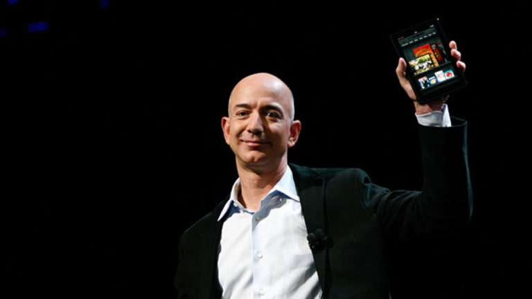 Amazon's European Weakness Could Hinder Results