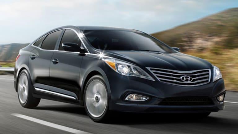 Hyundai Azera Slides Into Luxury Territory for $37,000