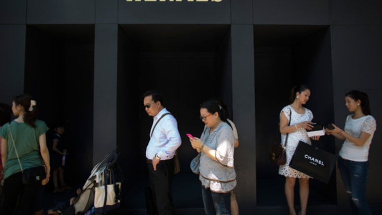 Asia Wants Your High-End Retail Right Now