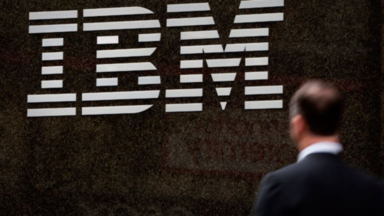 IBM's Loss Isn't Amazon's Gain