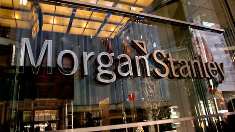 Morgan Stanley: Financial Winner