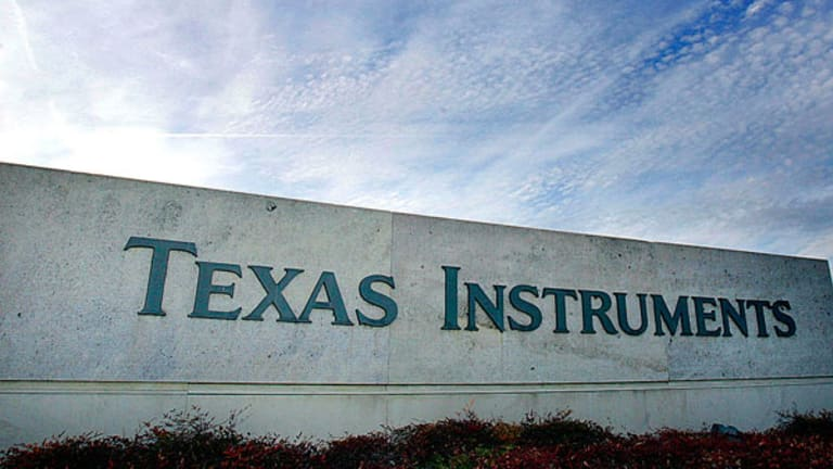 Texas Instruments (TXN) Disappoints on 4Q Forecast; Shares Tumble
