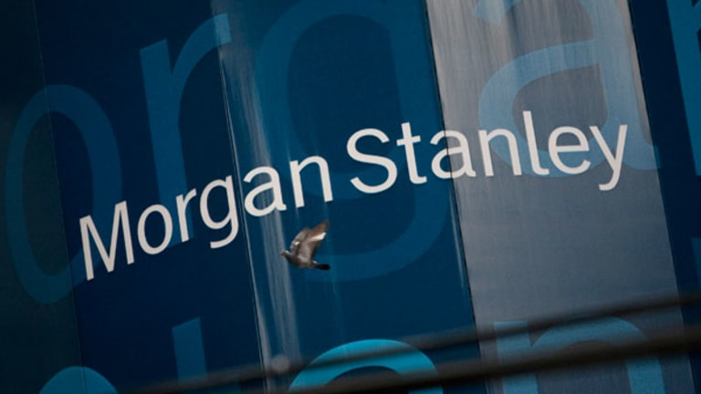 Morgan Stanley Trading Unit Disappoints (Update 1)