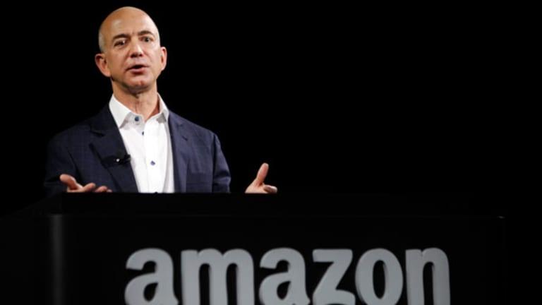 Making Sense of the Crash in Amazon Stock