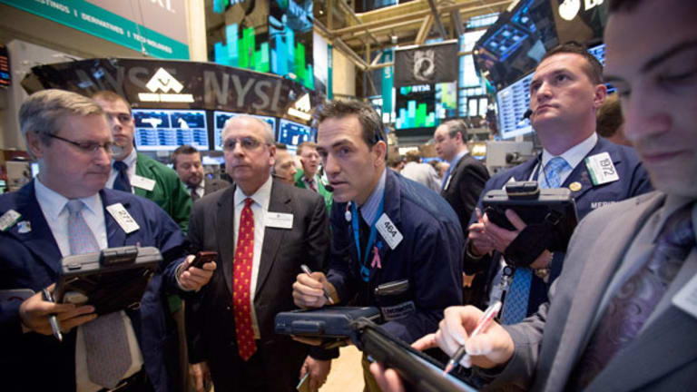 Stock Futures Rise Marginally; Salesforce Charges Ahead