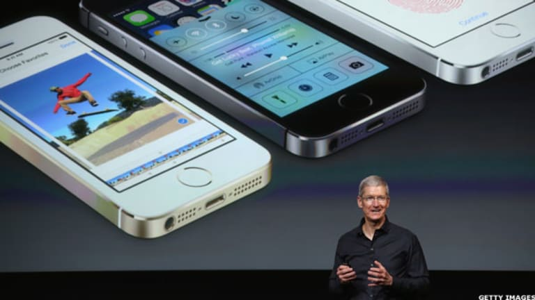 Apple Soars on 9M iPhone Sales, Guidance Raise (Update)
