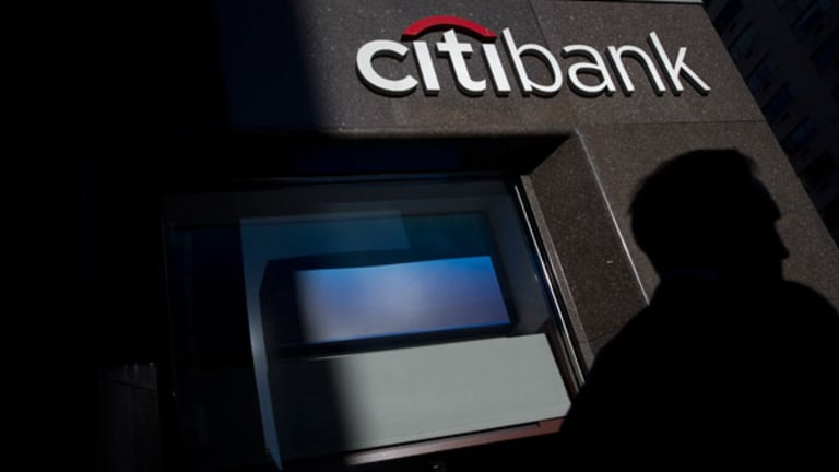 Citi's Bad Bank Boosted From Housing Recovery