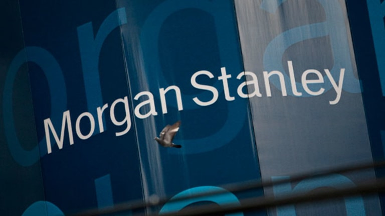 Morgan Stanley: Trading Profit Winner (Update 1)