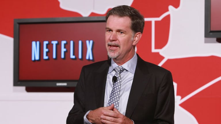 Picture This: Microsoft Buys Netflix, Makes Hastings CEO